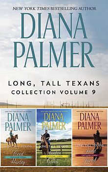 Long, Tall Texans Collection Volume 9